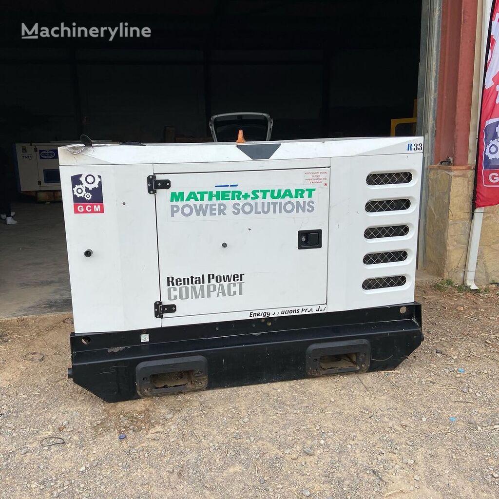 gerador a diesel SDMO R33