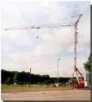 PEKAZETT 4010 grua de torre