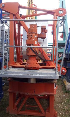 SAEZ 50 TL  4 tn opcion base y cabina grua de torre