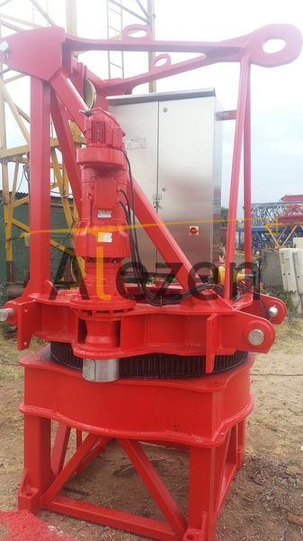 SAEZ 50 tl RECONDITIONED grua de torre