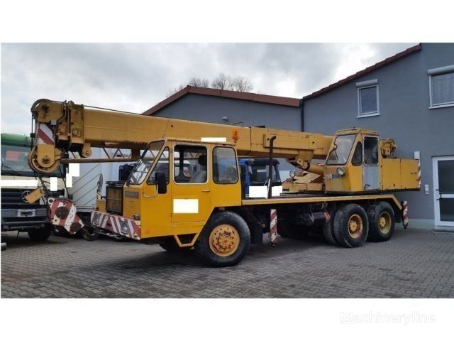 grua móvel LIEBHERR Mobilkran LT1025-25t-Allrad 33 m 2x Seilwinde Kranwagen