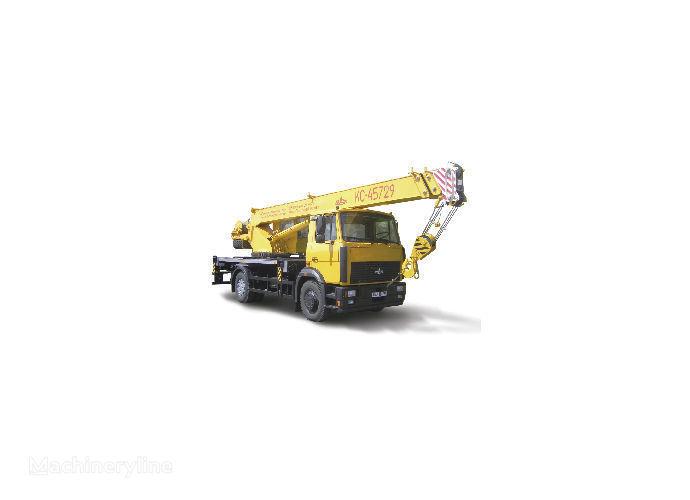 MAZ KS-45729-4 grua móvel