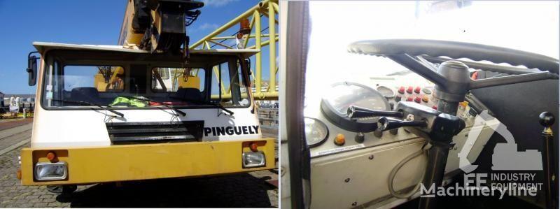 PINGUELY INTEGRAL 18 grua móvel