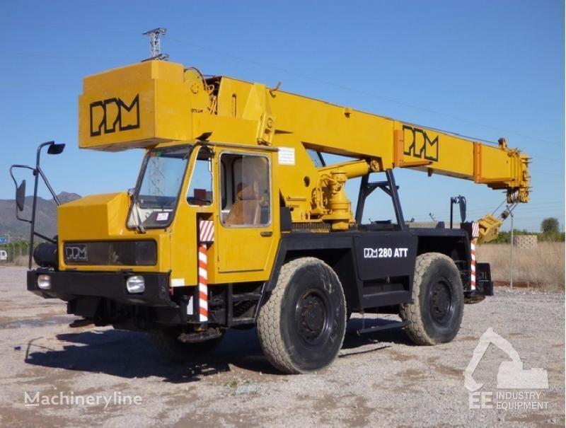 PPM 280 ATT grua móvel