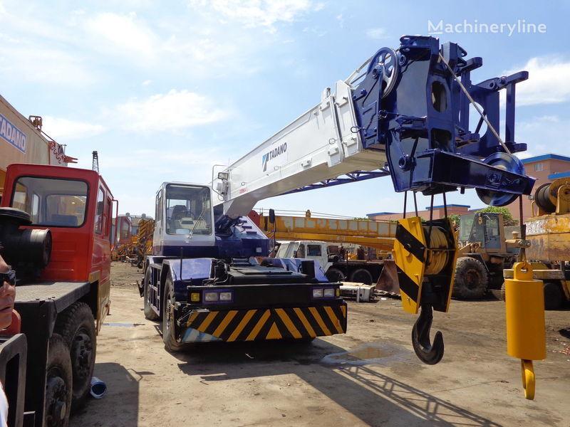 TADANO TR250M(rough terrain crane) grua móvel