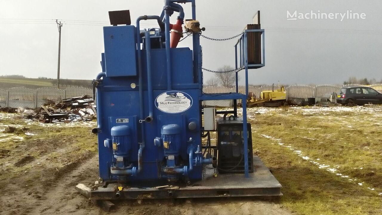 VERMEER  Mud technology MCS 80 máquina de perfuração horizontal