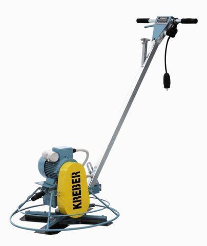 Kreber K-600E máquina de polir novo
