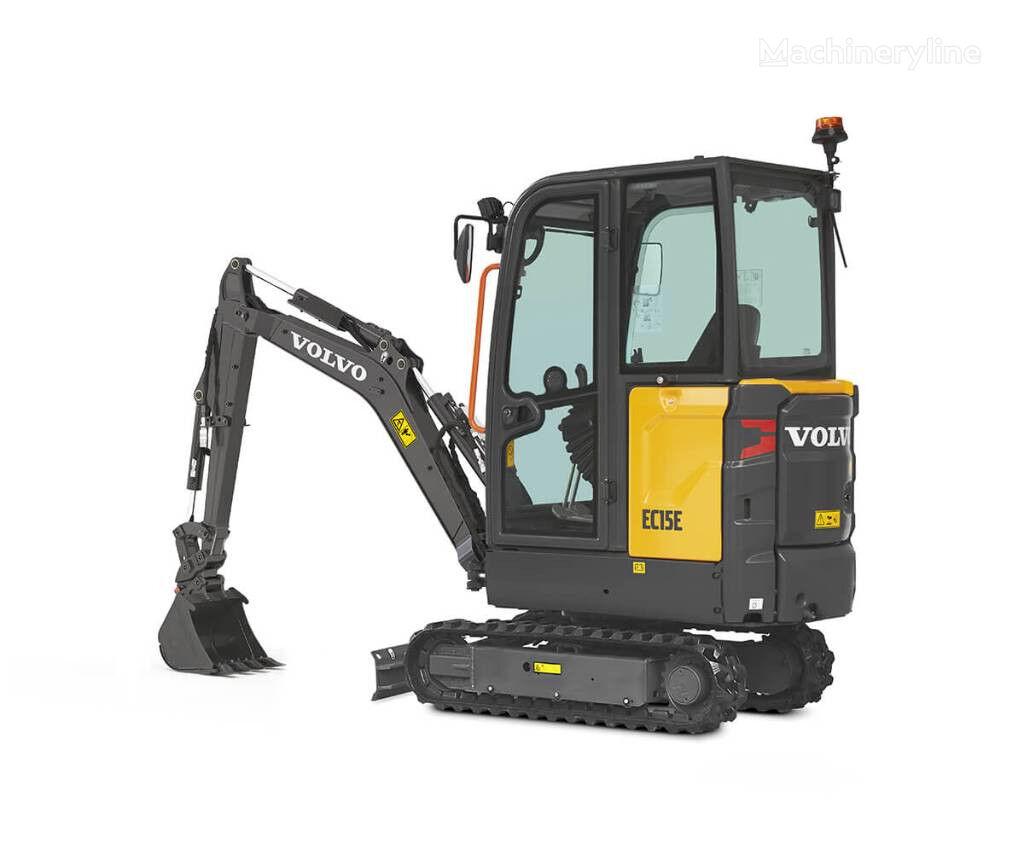 VOLVO EC15D mini-escavadora
