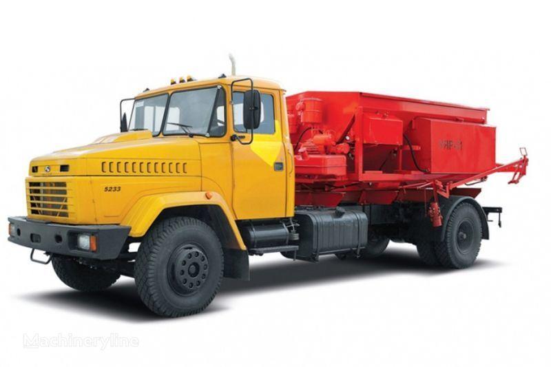 KRAZ 5233N2 UYaR-01  outros equipamentos de construção