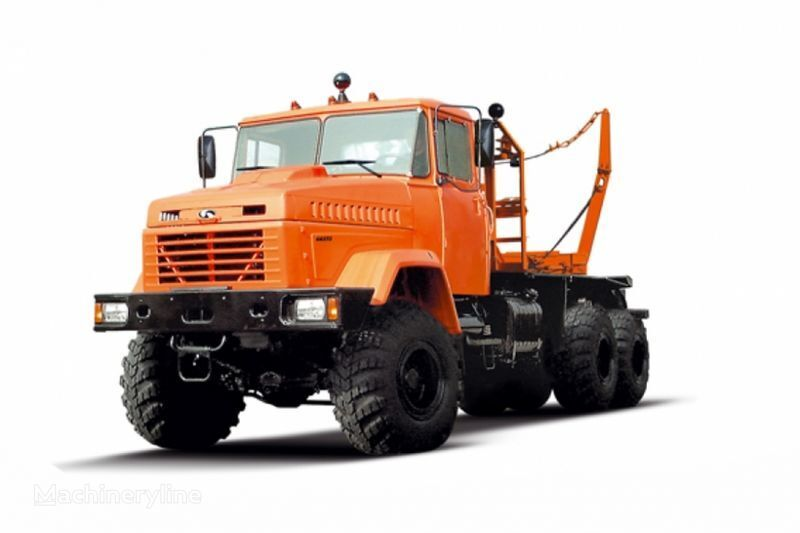 KRAZ 64372 tip 1 outros equipamentos de construção