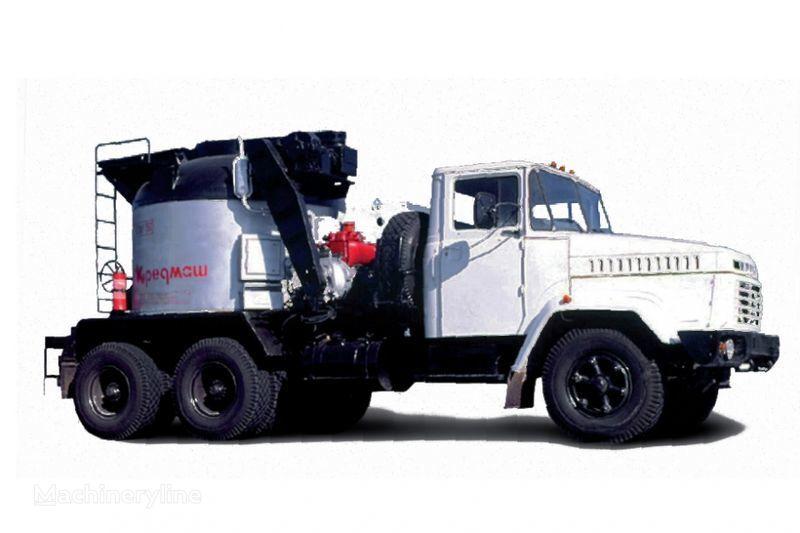 KRAZ 65055 KDM 1502 Kotel dlya litogo asfalta  outros equipamentos de construção