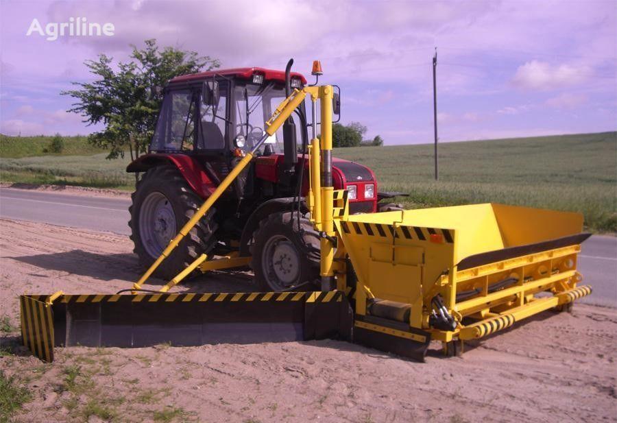 outros equipamentos de construção MTZ Oborudovanie dlya ukrepleniya obochin