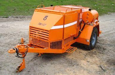 PM 107 Recikler asfaltobetona outros equipamentos de construção novo