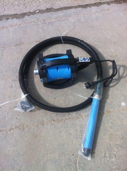 Vibrobulava BT outros equipamentos de construção