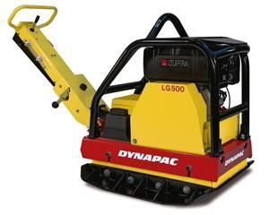 DYNAPAC LG500 placa compactadora novo