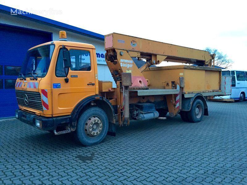 MERCEDES-BENZ SK 1619 KO plataforma sobre camião