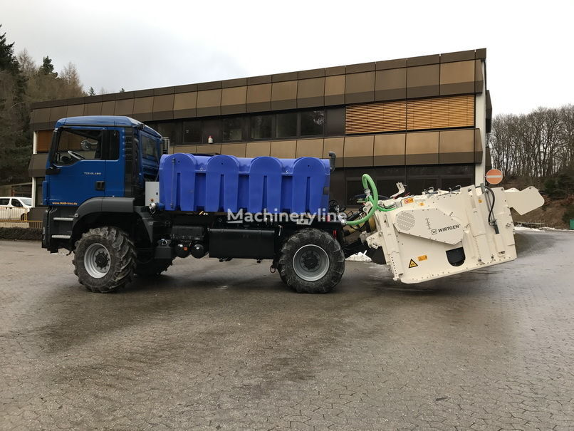MAN TGS 18.480  recicladora