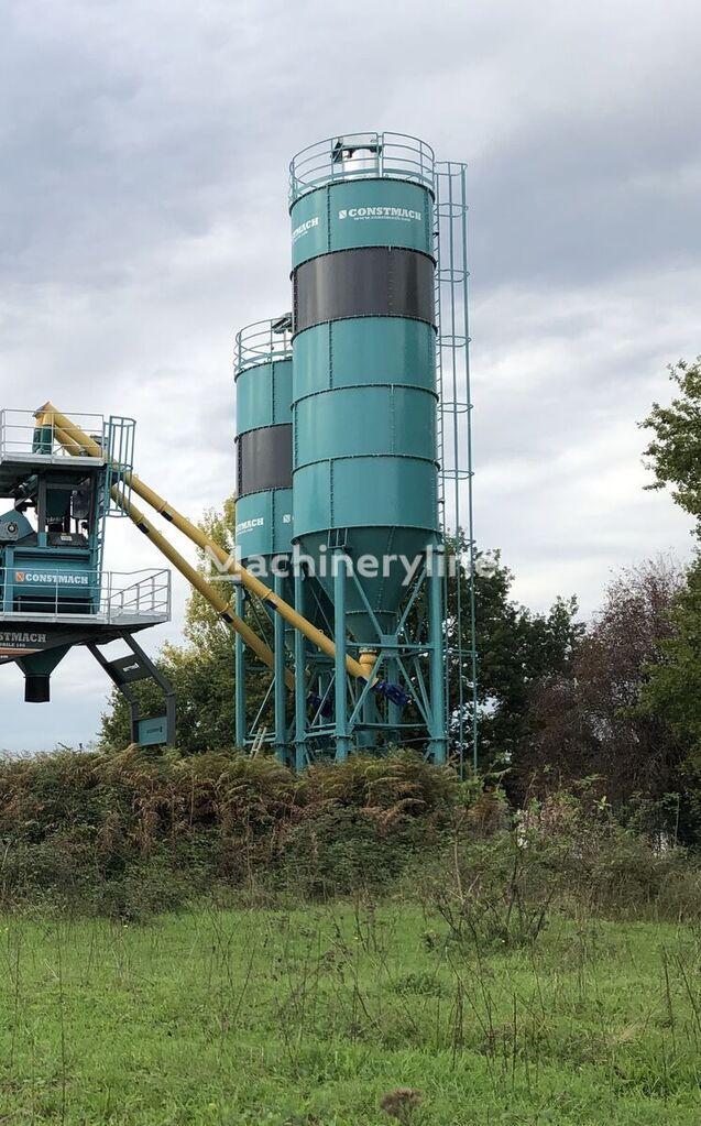silo de cimento CONSTMACH 75 TONNES CAPACITY CEMENT SILO, AVAILABLE FROM STOCK novo