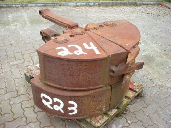 O&K O & K (224) 0.30 m Greiferschalen / 2-tine-grab grab bucket
