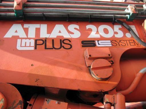ATLAS-205.1 (Geramaniya) grua auxiliar