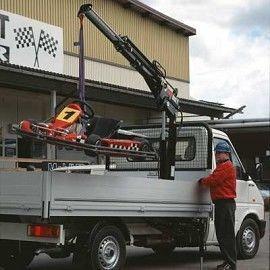 HIAB 022 T grua auxiliar novo