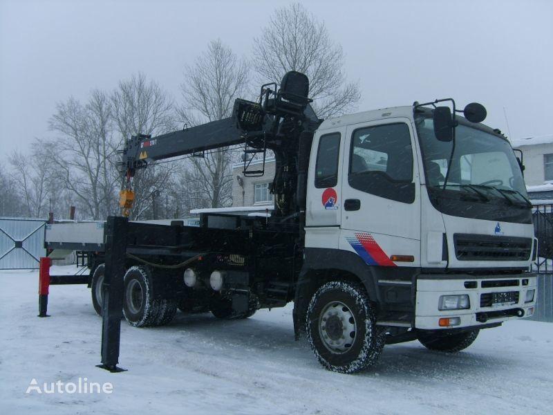 HIAB 270 T grua auxiliar novo