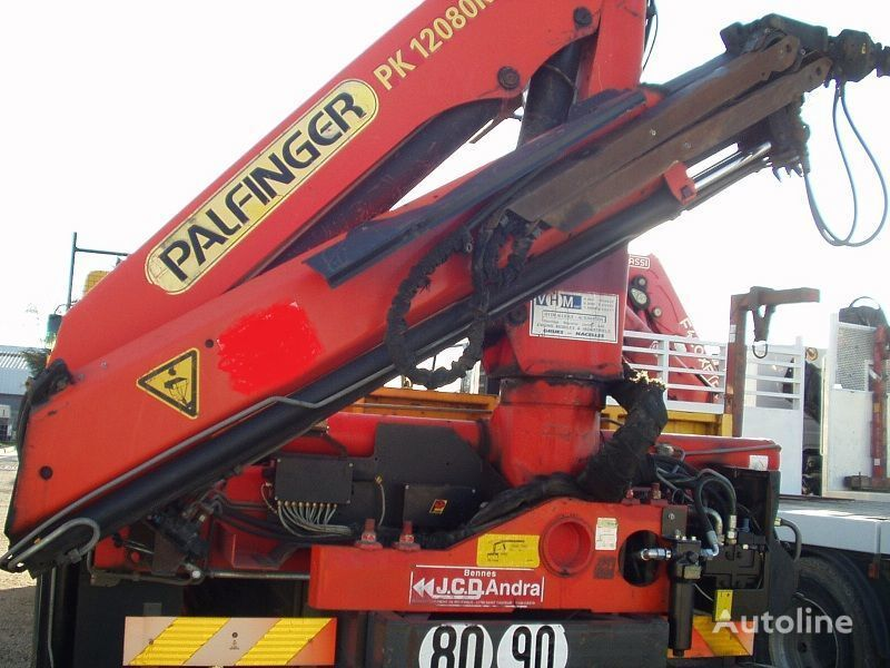 PALFINGER PK 12080 grua auxiliar