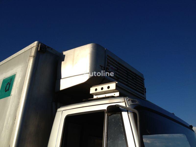 CARRIER - GENESIS R90 TransCold instalação de refrigeração