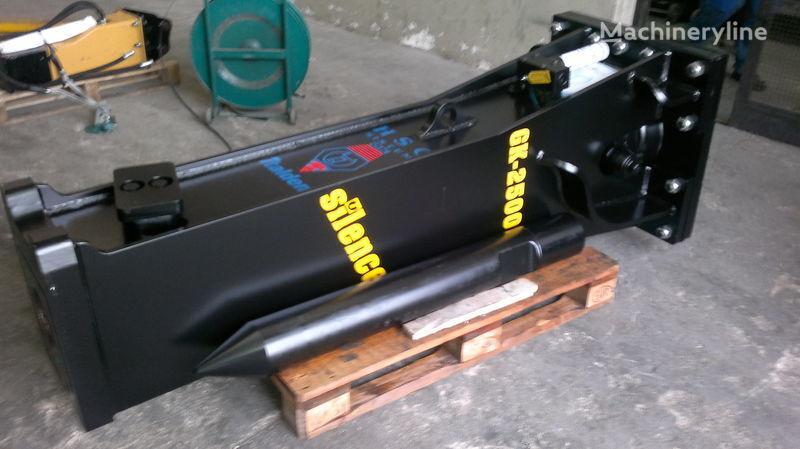 STAR Hammer G 2500S martelo hidráulico novo