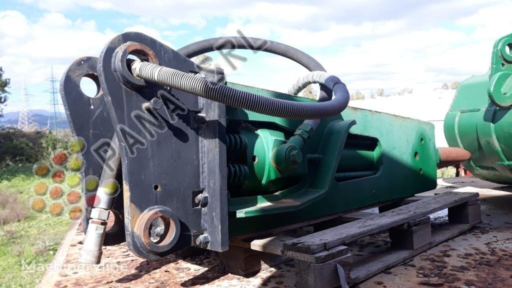 MARTELLONE MONTABERT 501 martelo hidráulico