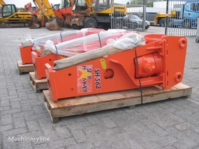 STAR Hammer SH562 martelo hidráulico novo