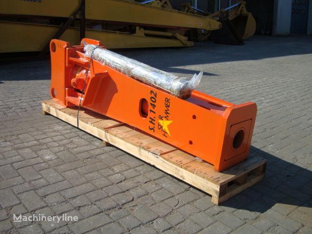 STAR Hammer SH 1402 martelo hidráulico