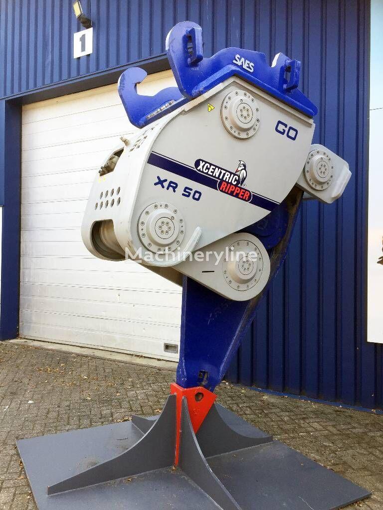 XCENTRIC Ripper XR 50 martelo hidráulico