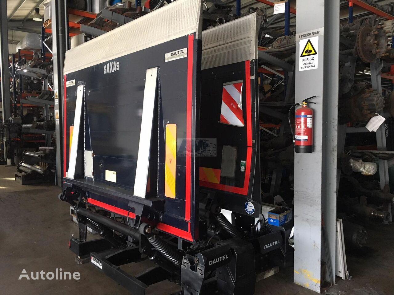 plataforma elevatoria hidraulica Dautel DL 1500S
