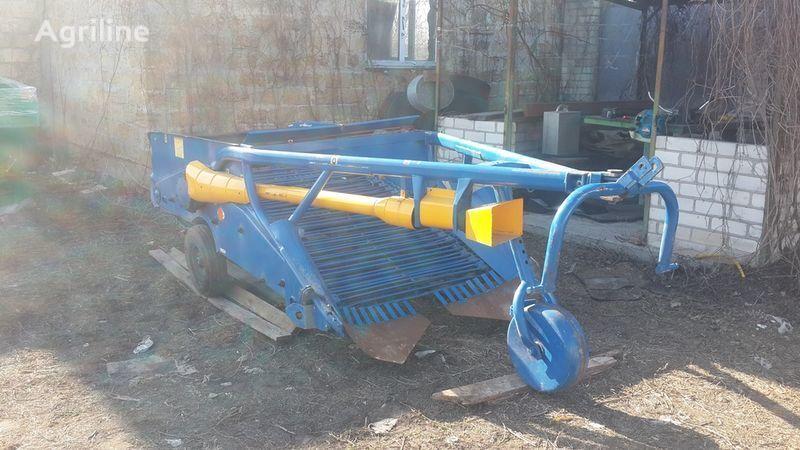 AGROMET Z-609 arrancador de batatas novo