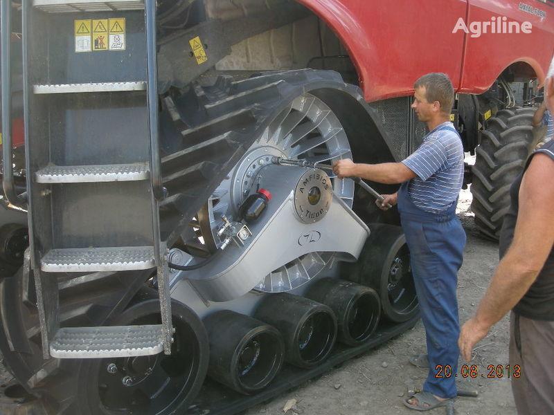 CLAAS rezinovye gusenicy dlya kombaynov i traktorov. ceifeira-debulhadora novo