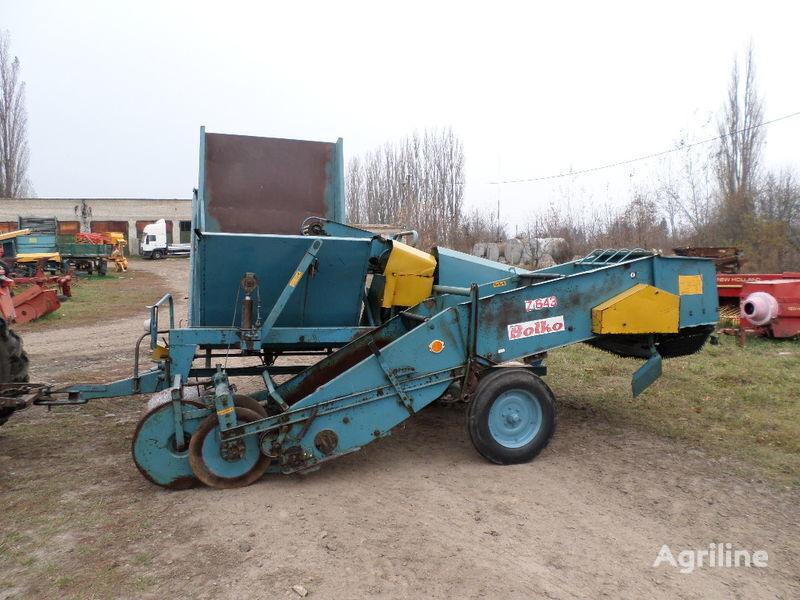 BOLKO Z-643  colheitadeira de batata