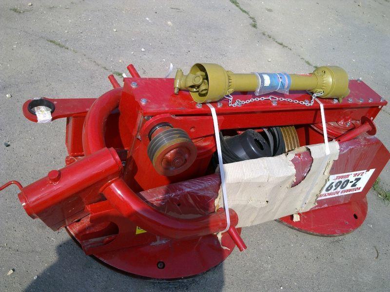 Rotornaya kosilka Z-169, Z-069, Z-173 pr-vo Polsha gadanheira novo