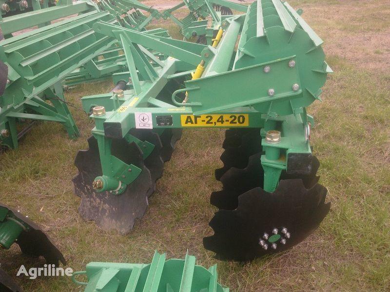 AG-2,4-20 Belocerkovmaz grade novo
