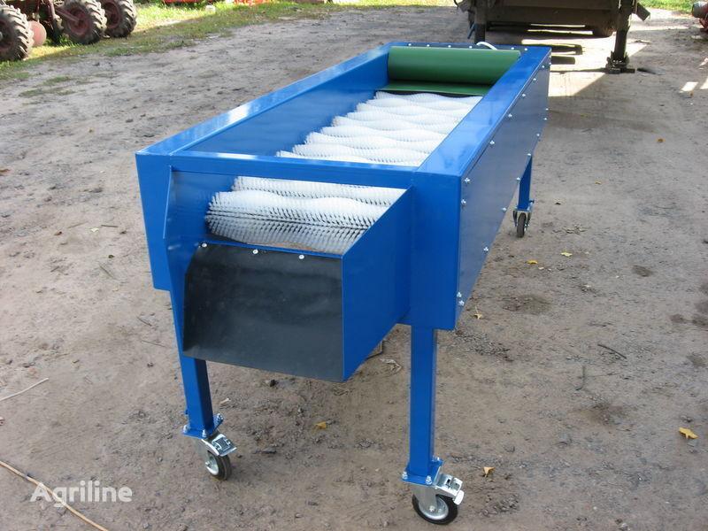 GRIMME Suhaya chistka 14 shchetok lavadora para legumes novo