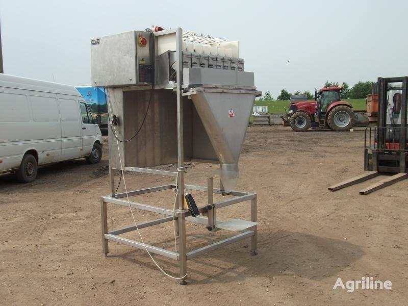 NEWTEC (vesovaya stanciya - 8-mi chashechnaya) máquina de embalagem