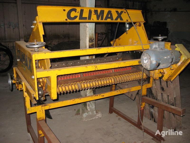 CLIMAX pristavka dlya kolibrovki (reguliruemaya) máquina de seleção