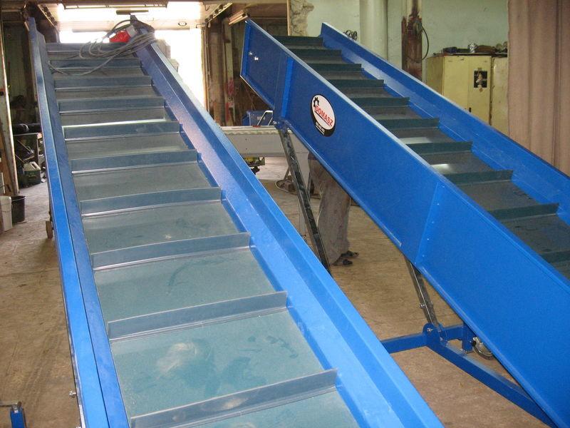 transporter (konveyer) máquina de seleção