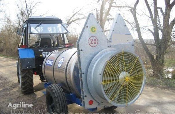 LVOVSELMASH OPV-2000 pulverizador de arrastar novo