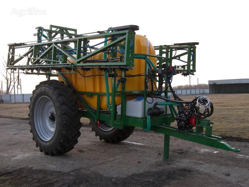 VEKTOR-3000/24 pulverizador de arrastar novo