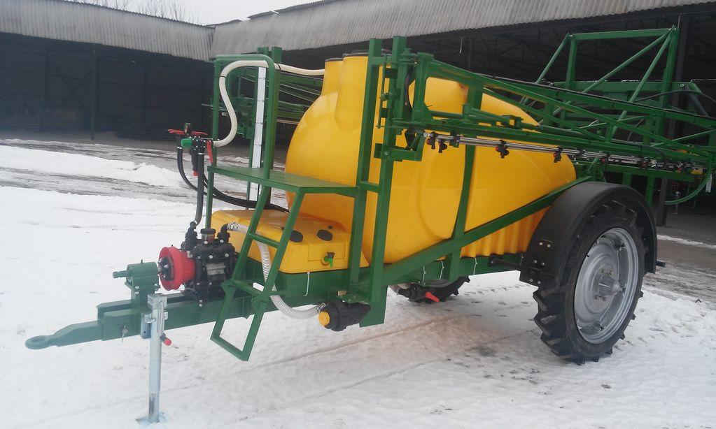 Vektor-2000/21 pulverizador de arrastar novo