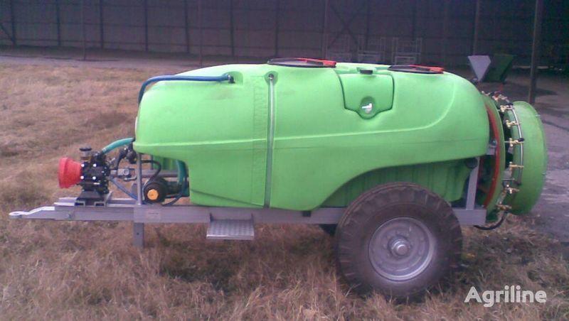 Vezuviy-2000V pulverizador de arrastar novo