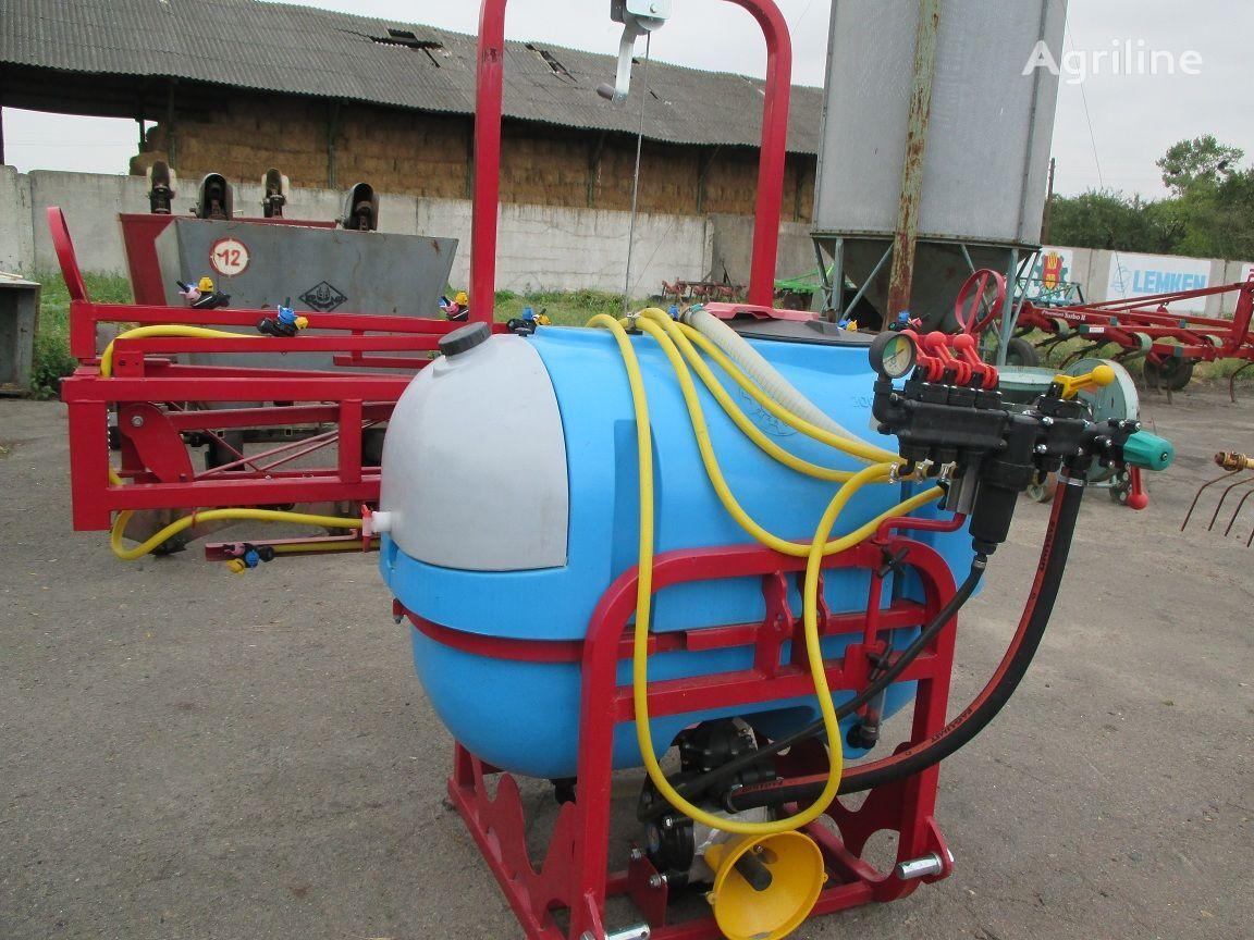 BELL Biardzki pulverizador montado