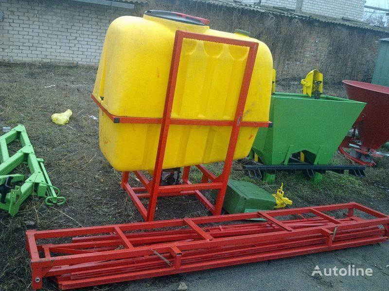 Opryskivatel polevoy navesnoy OPN-600 ,krylya 14m. pulverizador montado novo