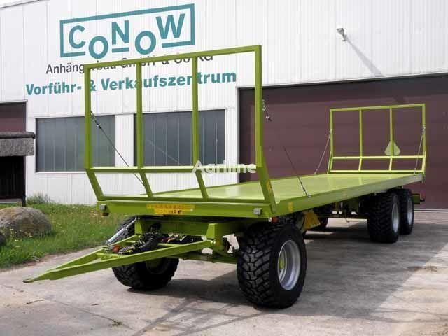 CONOW Ballentransportwagen reboque de tractor novo